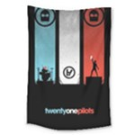 Twenty One 21 Pilots Large Tapestry