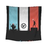 Twenty One 21 Pilots Square Tapestry (Small)