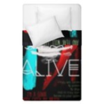Twenty One Pilots Stay Alive Song Lyrics Quotes Duvet Cover Double Side (Single Size)