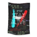 Twenty One Pilots Stay Alive Song Lyrics Quotes Small Tapestry