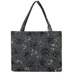 Abstraction Mini Tote Bag by Valentinaart