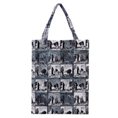 Comic Book  Classic Tote Bag by Valentinaart
