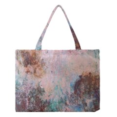 Cold Stone Abstract Medium Tote Bag by theunrulyartist