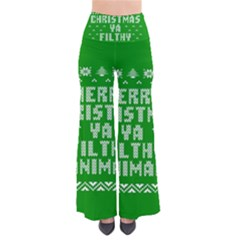 Ugly Christmas Sweater Pants by Onesevenart