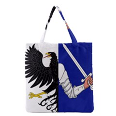 Flag Of Connacht Grocery Tote Bag by abbeyz71