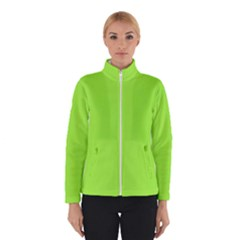 Neon Color   Brilliant Charteuse Green Winterwear by tarastyle