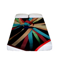 Above & Beyond Fitted Sheet (full/ Double Size) by Onesevenart