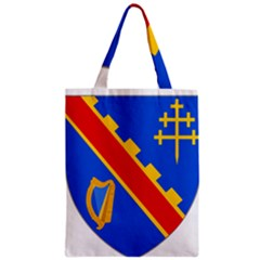 County Armagh Coat Of Arms Zipper Classic Tote Bag by abbeyz71