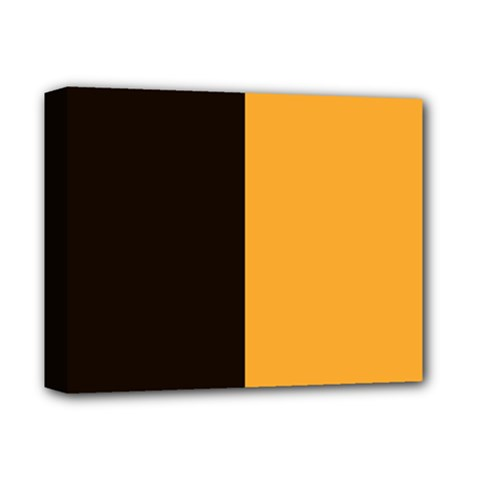 Flag Of County Kilkenny Deluxe Canvas 14  X 11  by abbeyz71