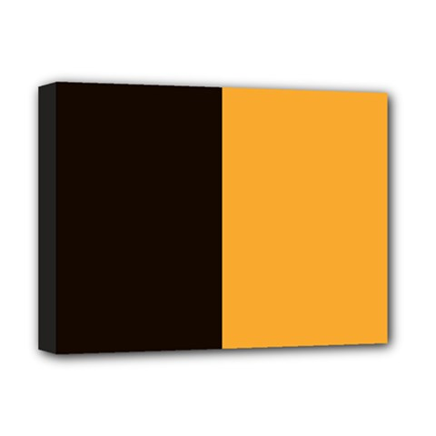 Flag Of County Kilkenny Deluxe Canvas 16  X 12   by abbeyz71