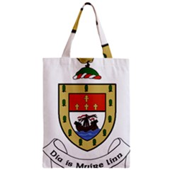 County Mayo Coat Of Arms Zipper Classic Tote Bag by abbeyz71