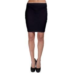 Black Gothic Bodycon Skirt by Costasonlineshop