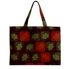 Information Puzzle Medium Tote Bag by linceazul