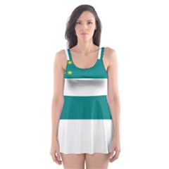 Flag Of Fenian Brotherhood Skater Dress Swimsuit by abbeyz71
