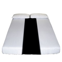 Anchored Cross  Fitted Sheet (king Size) by abbeyz71