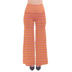 Decorative Lines Pattern Pants by Valentinaart