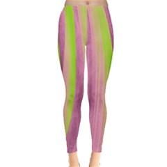 Artistic Pattern Leggings  by Valentinaart