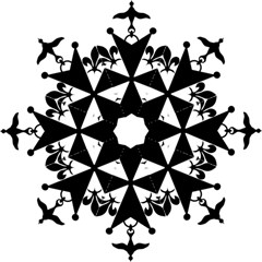 Huguenot Cross Straight Umbrellas by abbeyz71