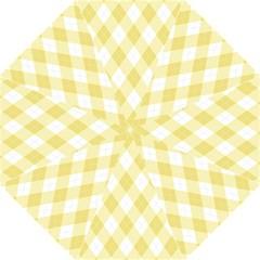 Plaid Pattern Straight Umbrellas by Valentinaart