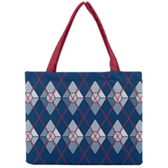 Diamonds And Lasers Argyle  Mini Tote Bag by emilyzragz
