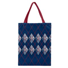 Diamonds And Lasers Argyle  Classic Tote Bag by emilyzragz