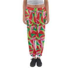 Melon Women s Jogger Sweatpants by awesomeasniftydesigns