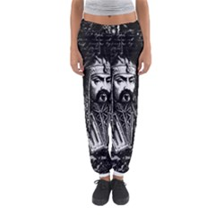 Attila The Hun Women s Jogger Sweatpants by Valentinaart
