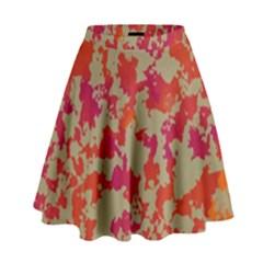 Spots              High Waist Skirt by LalyLauraFLM