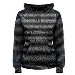 Sherlock Quotes Women s Pullover Hoodie by Mariart