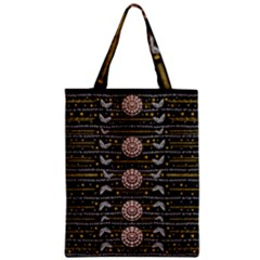 Pearls And Hearts Of Love In Harmony Zipper Classic Tote Bag by pepitasart