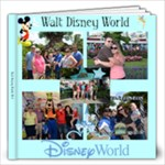 Mom& Dad DISNEY 2017 - 12x12 Photo Book (20 pages)