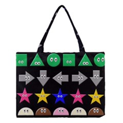 Cute Symbol Medium Tote Bag by Nexatart