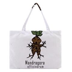Mandrake Plant Medium Tote Bag by Valentinaart