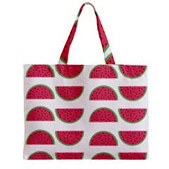 Watermelon Pattern Medium Tote Bag by Nexatart