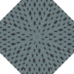 Star Space Black Grey Blue Sky Straight Umbrellas by Mariart