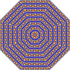 Seamless Prismatic Pythagorean Pattern Straight Umbrellas by Nexatart