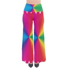 Rainbow Seal Re Imagined Pants by Nexatart