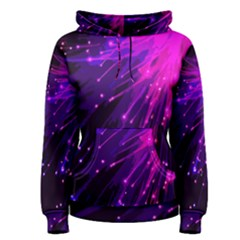 Big Bang Women s Pullover Hoodie by ValentinaDesign