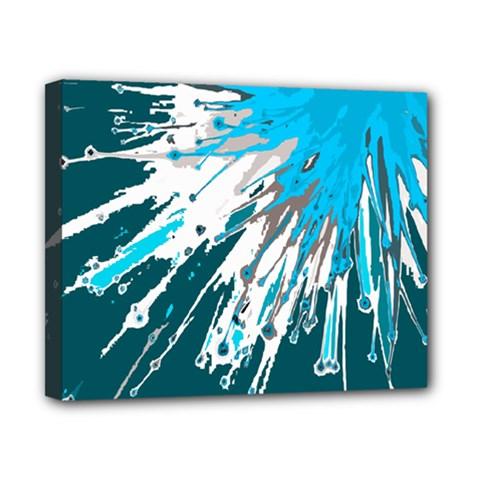 Big Bang Canvas 10  X 8  by ValentinaDesign