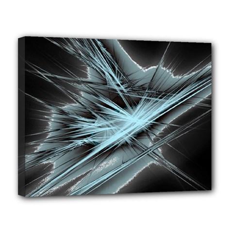 Big Bang Canvas 14  X 11  by ValentinaDesign