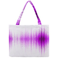 Light Mini Tote Bag by ValentinaDesign