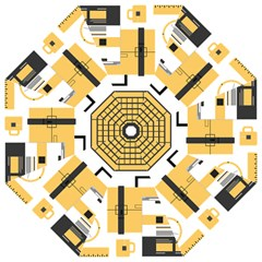 Web Design Mockup Web Developer Hook Handle Umbrellas (small) by Nexatart