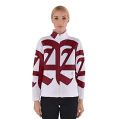 The Scarlet Letter Winterwear by Valentinaart