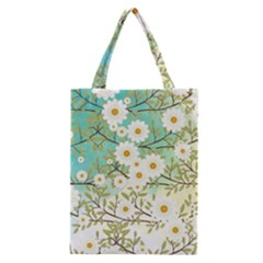 Springtime Scene Classic Tote Bag by linceazul