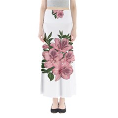 Orchid Maxi Skirts by Valentinaart
