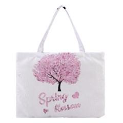 Spring Blossom  Medium Tote Bag by Valentinaart