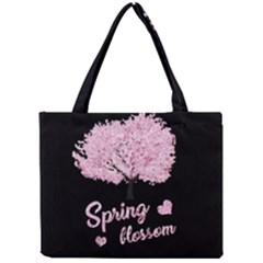 Spring Blossom  Mini Tote Bag by Valentinaart