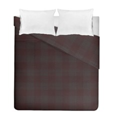 Plaid Pattern Duvet Cover Double Side (full/ Double Size) by ValentinaDesign