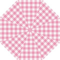 Plaid Pattern Straight Umbrellas by ValentinaDesign