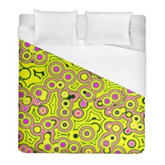 Bubble Fun 17d Duvet Cover (full/ Double Size) by MoreColorsinLife